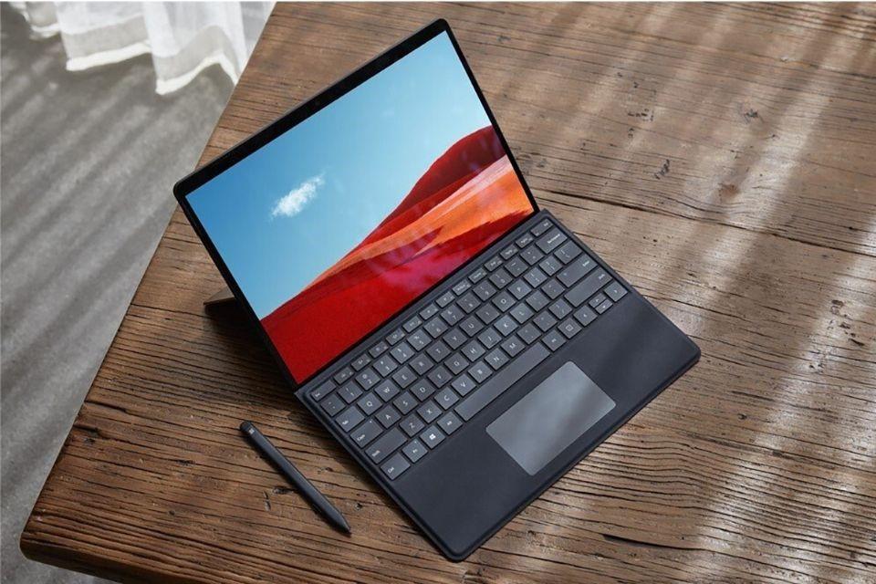 Bàn phím Surface Pro X