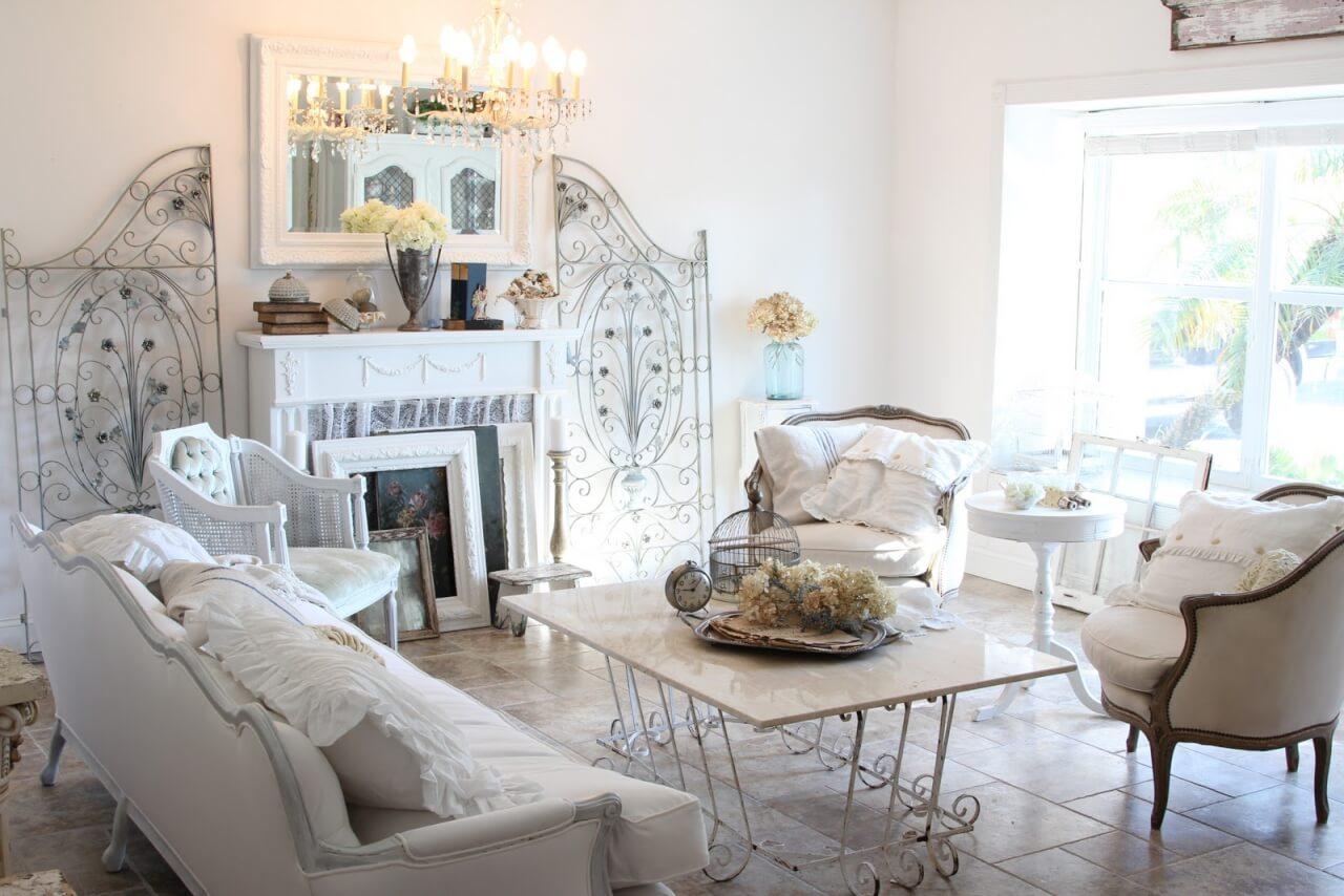 Suasana hunian yang nyaman dan mengandung unsur nostalgia - source: interiordesignparadise.com