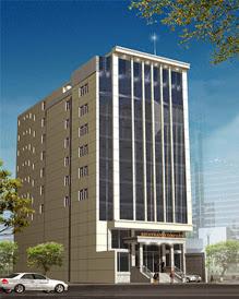 PHOI CANH KICO TRAN Dự án tòa nhà văn phòng KICOTRANS