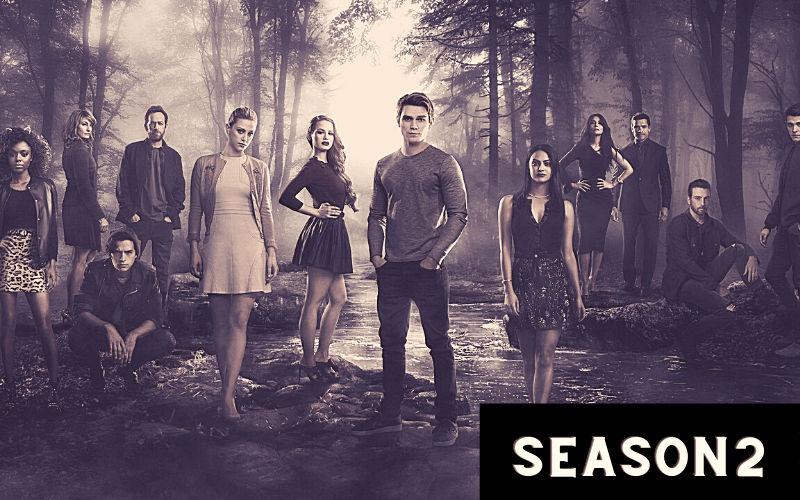 Index of Riverdale Season 2