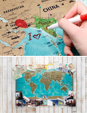 Scratch-travel-map-gift-ideas-for-him-KMich-Weddings-and-Events-Philadelphia