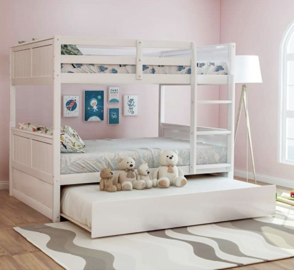 15 Trundle Bed Bedroom Ideas For Kids And Adults