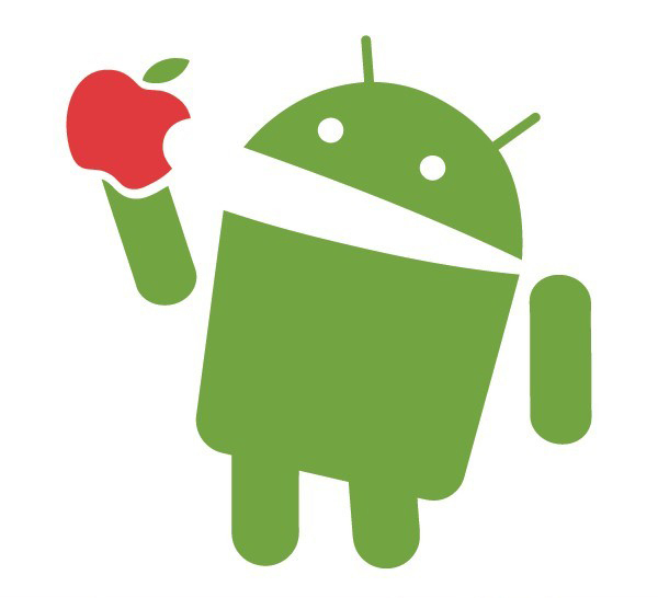 Image result for android  apple