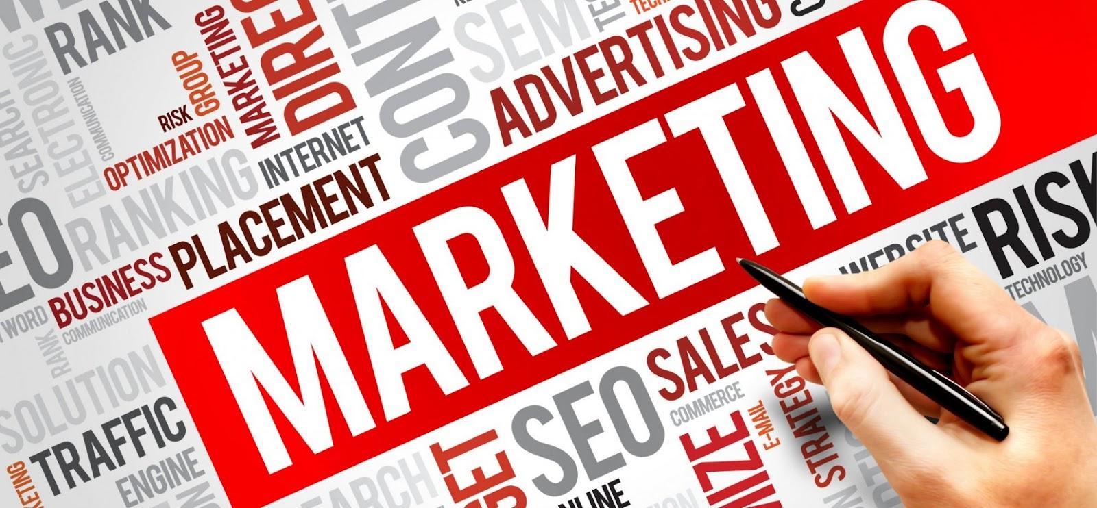 Sự khác biệt giữa social marketing và commercial marketing (cre: Thiết kế website)