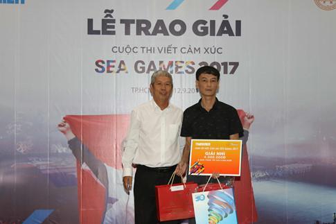 Trao giải Cuộc thi viết cảm xúc SEA Games 2017 - ảnh 11