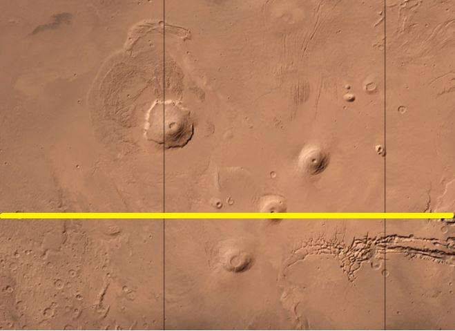 Equat mars