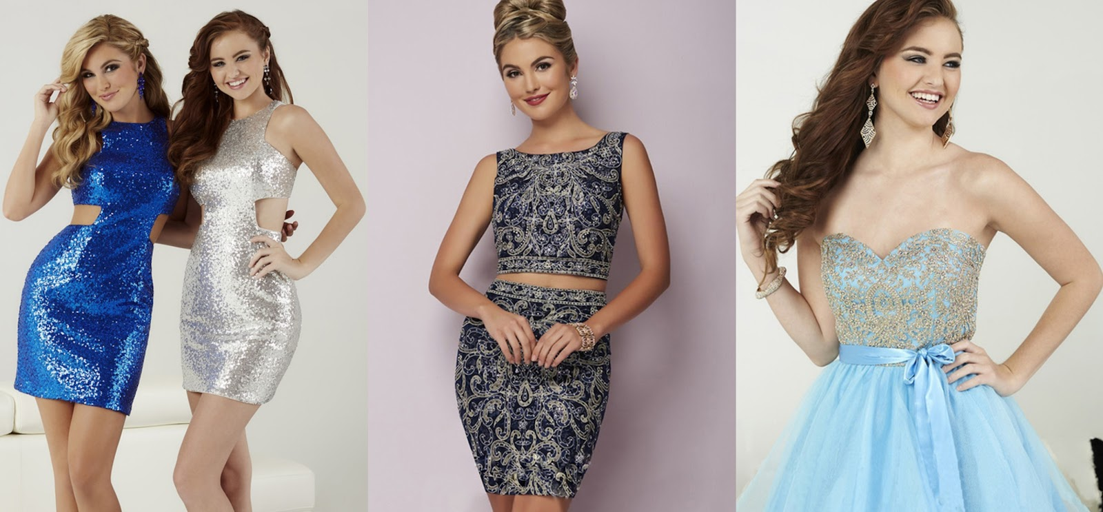 Casual Short Party Dresses