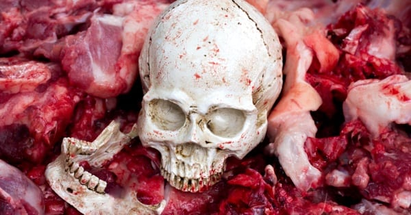 Клееное мясо