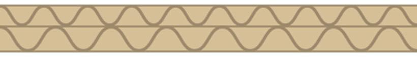 Гофрокартон профиль BC
