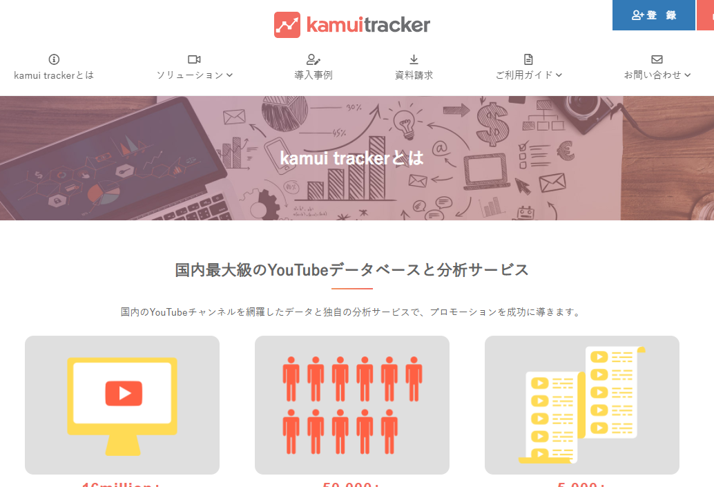 kamui tracker