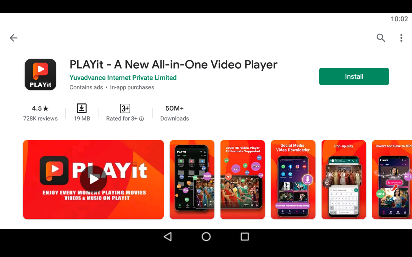 Playit App on PC