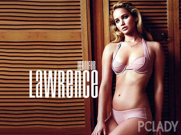 Without dieting!  Quick look at Jennifer Lawrence's Healthy Weight Loss Method