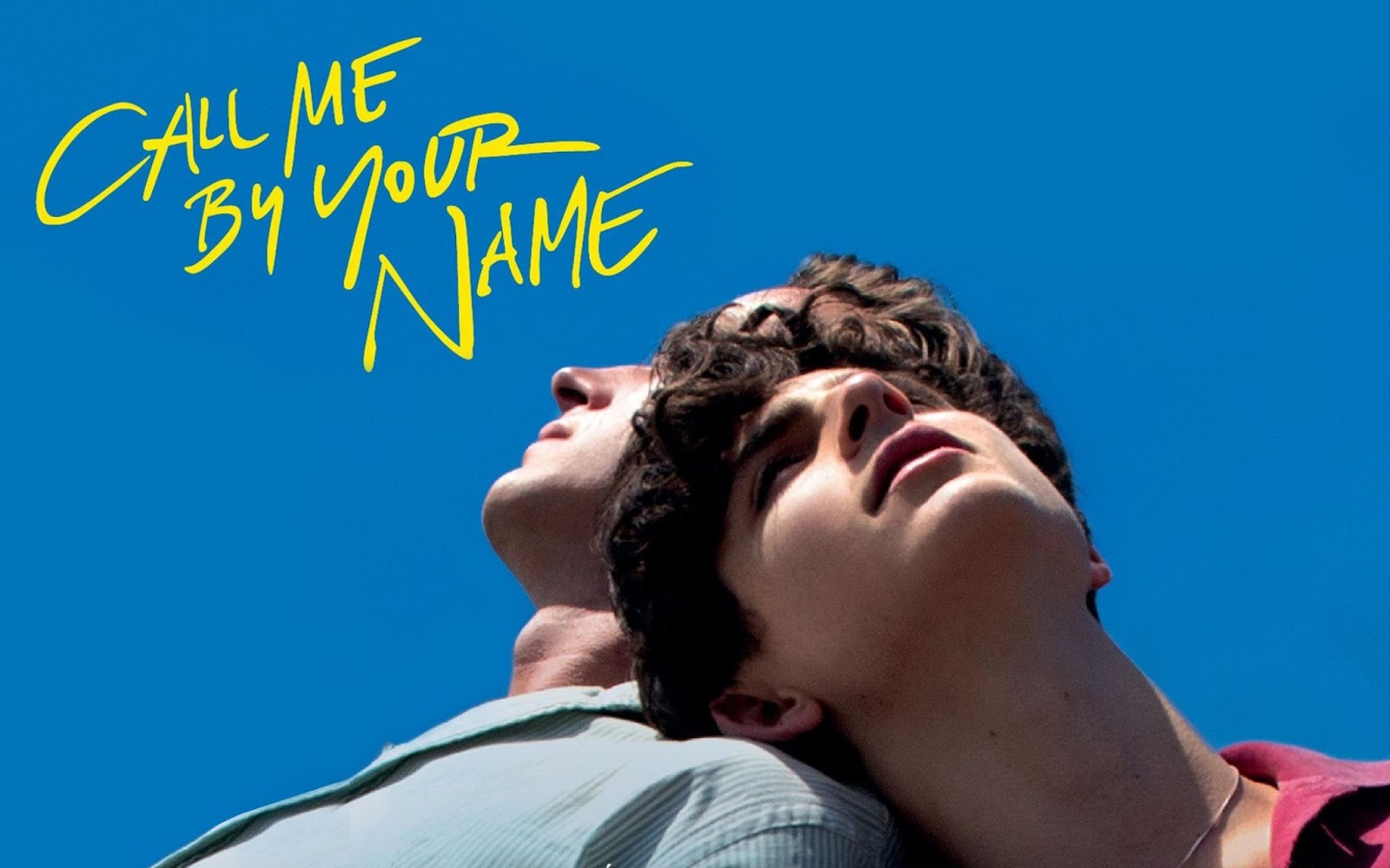Call Me BY Your Name, a Luca Guadagnino film
