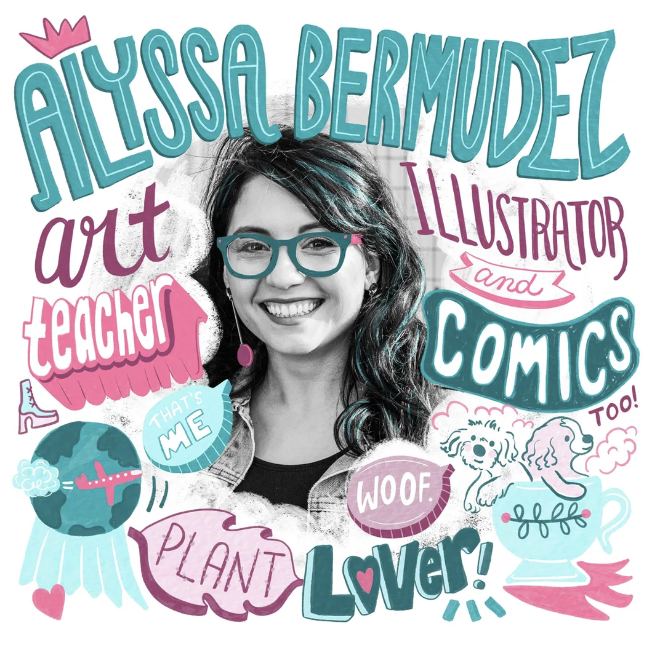 alyssa bermudez poster