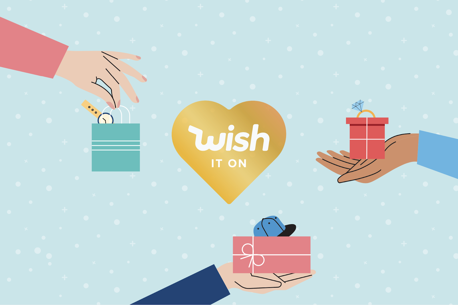 #WishItOn This 2020 Holiday Season