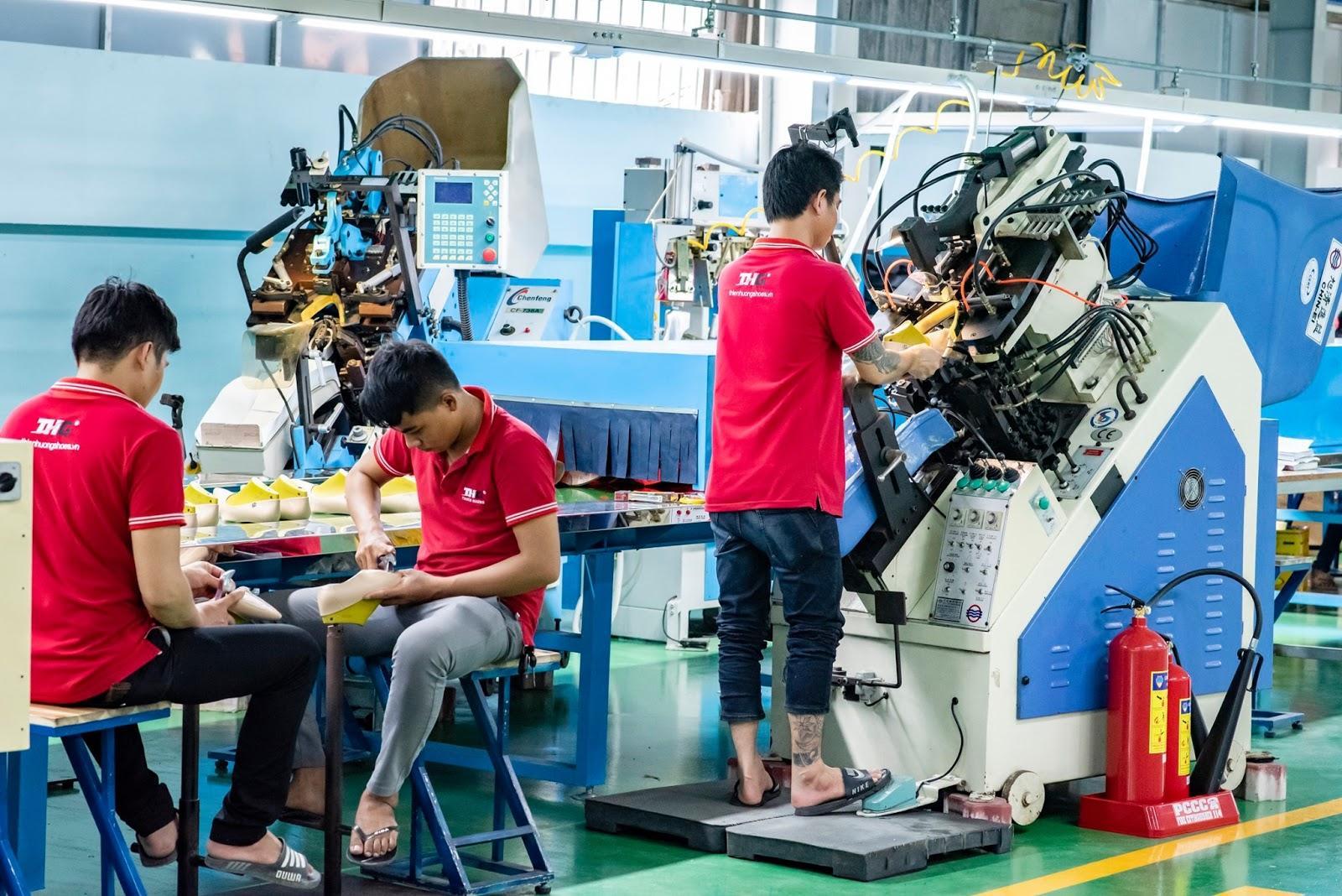 Thiên Hương có dây chuyền sản xuất hiện đại
