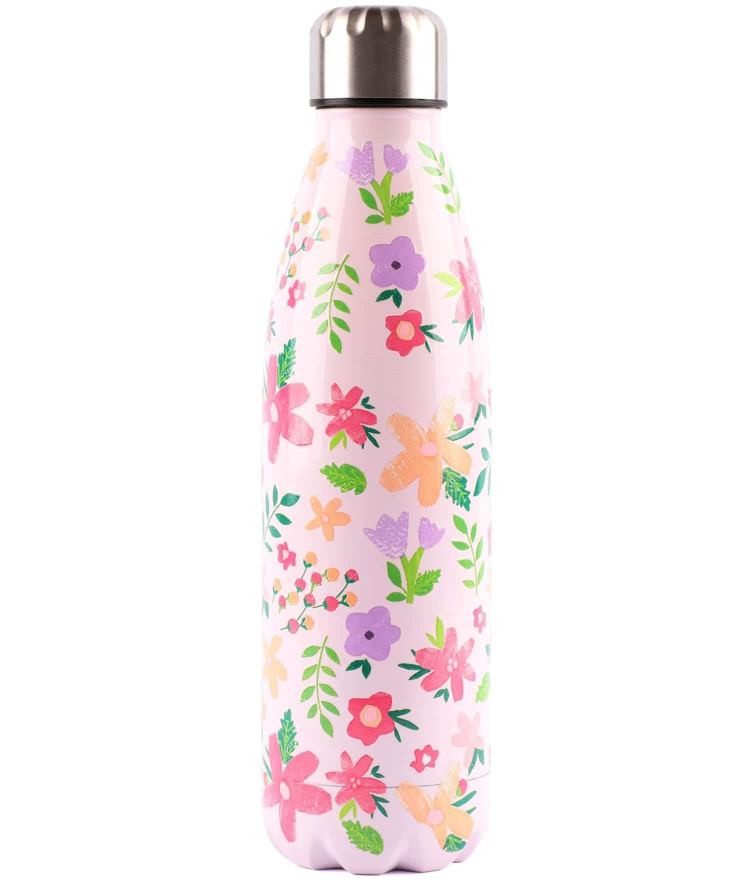 Gift Ideas for Bridesmaids; Clintons' floral hydration bottle