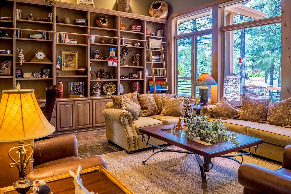 What A Man's Living Room Could Look Like