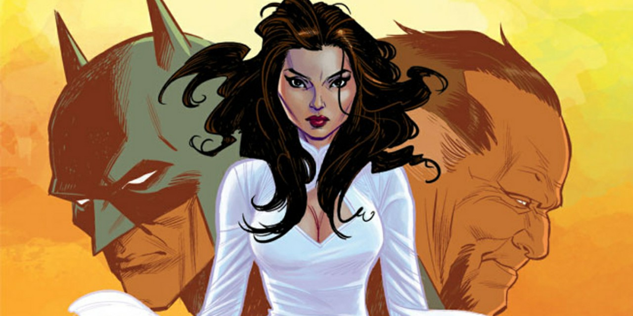 Talia Al Ghul - one of the best DC comics female characters for her intelligence