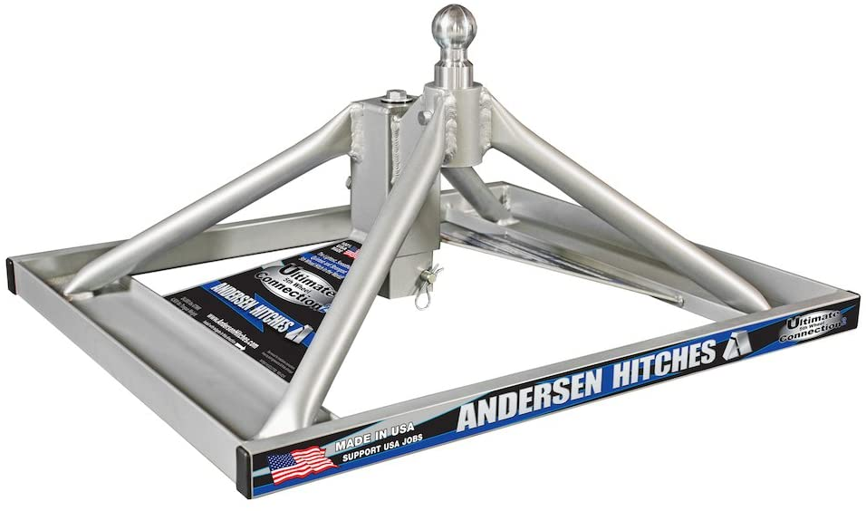 andersen hitch adapter for 5th wheel camp0er