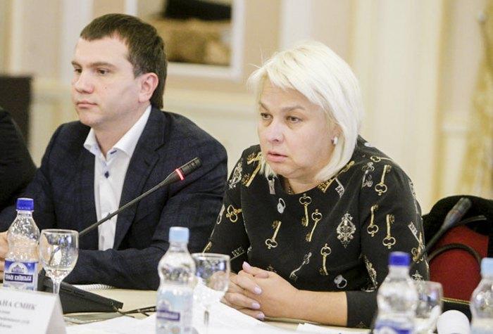 Світлана Смик та Павло Вовк
