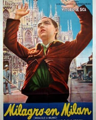 Milagro en Milán (1950, Vittorio de Sica)