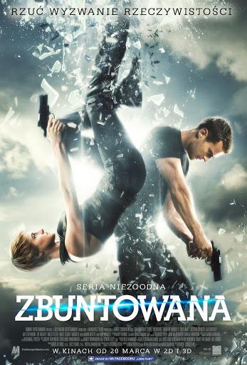 Polski plakat filmu 'Zbuntowana'