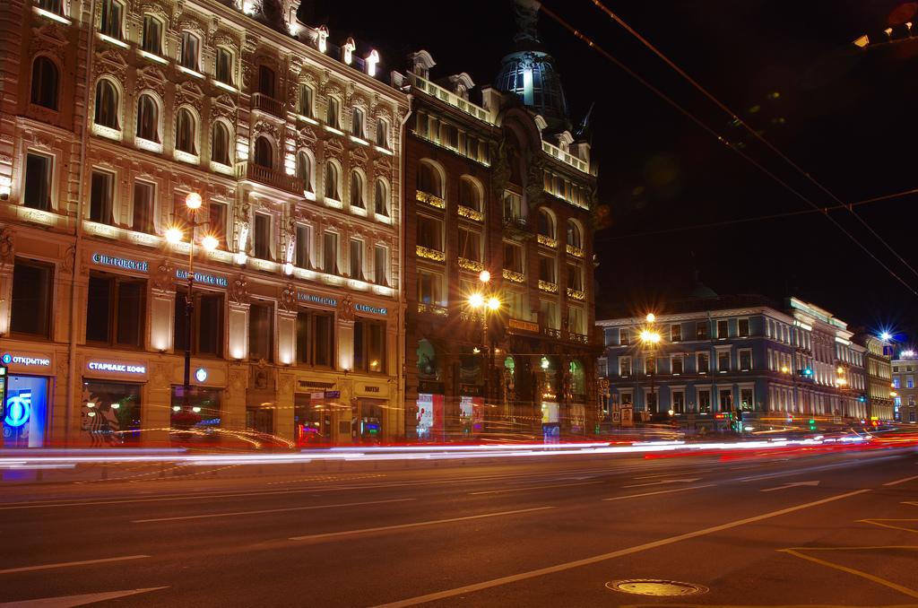 Невский проспект, Санкт-Петербург, Россия