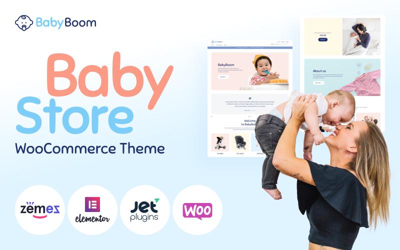 Fastest WooCommerce themes - BabyBoom