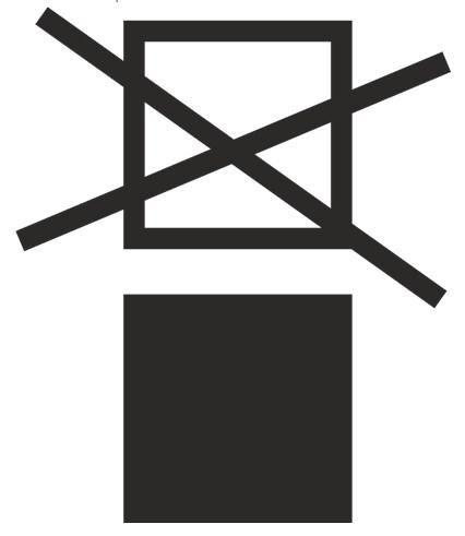 значок маркировки на упаковке