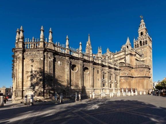 Resultado de imagen de catedral sevilla