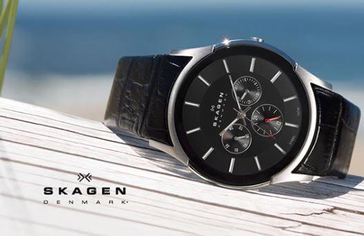 Cách phân biệt đồng hồ Skagen