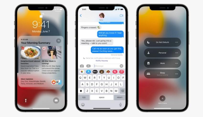 Анонс новых версий ОС для iPhone и iPad: удобное управление уведомлениями и оффлайн-возможности Siri реальные отзывы