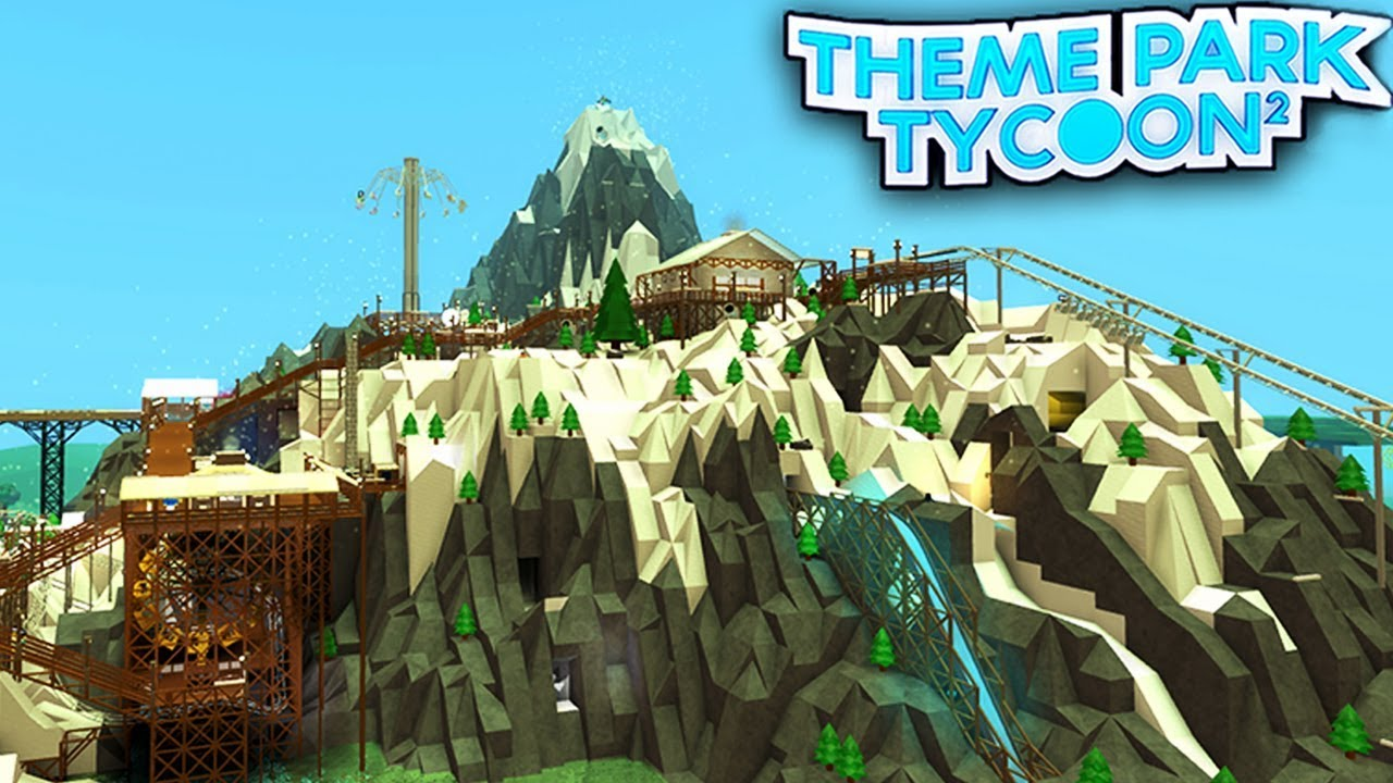Roblox games for kids theme park tycoon 2