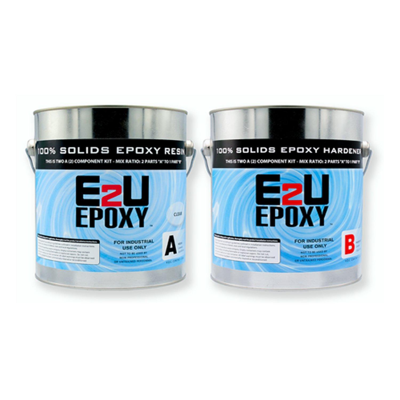 E2U 100% Solids Epoxy