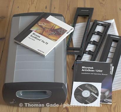 Polaroid sprintscan 120 driver update