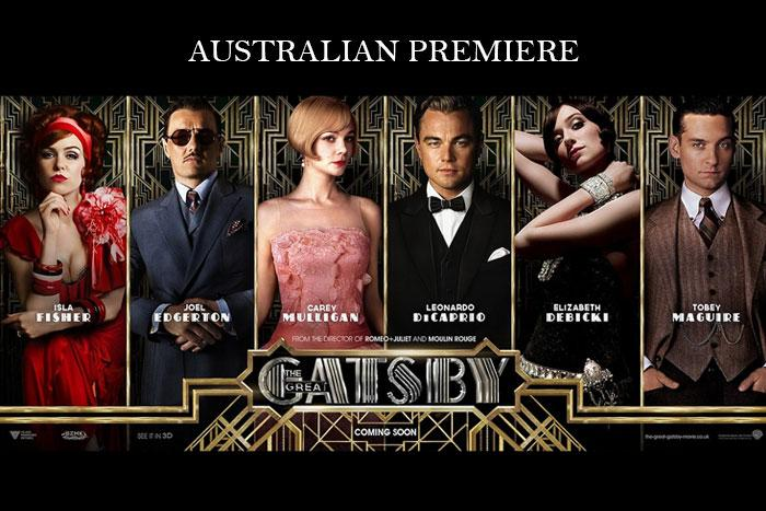 Updated) Tobey Maguire, Joel Edgerton and Carey Mulligan Will Host 'The  Great Gatsby' Australian Premiere - Spotlight Report