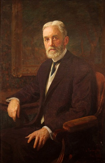 Cyrus H.K. Curtis (1850-1933)