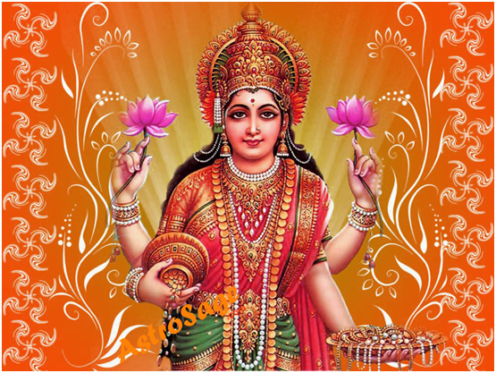 Goddess of prosperity, Lakshmi