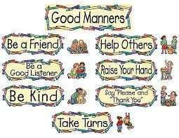 Respecting Social Norms: Manners and Etiquette Rules Kids Should Know