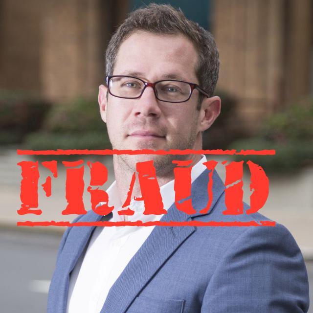 David Kerr IIII, Scammer, Fraudster