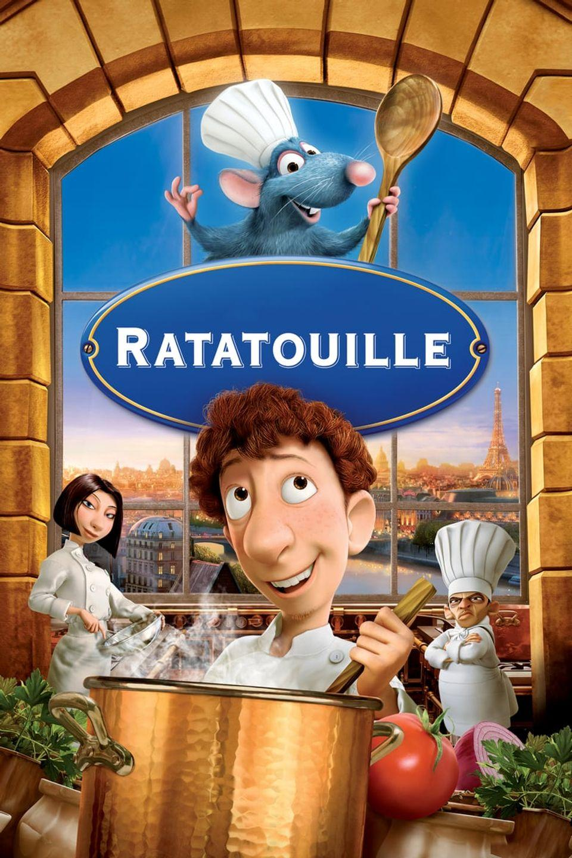 4. Ratatouille
