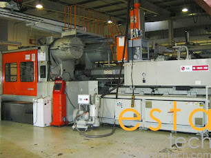 LG ID1800HM (2004) Plastic Injection Moulding Machine
