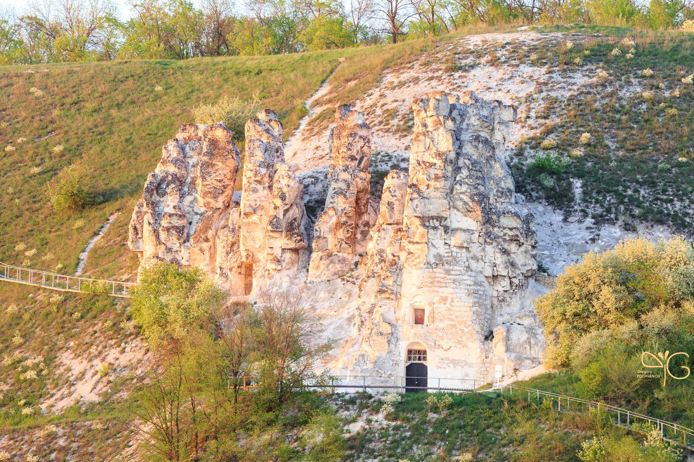 Пещерный храм Сицилийской иконы Божией Матери, Дивногорье