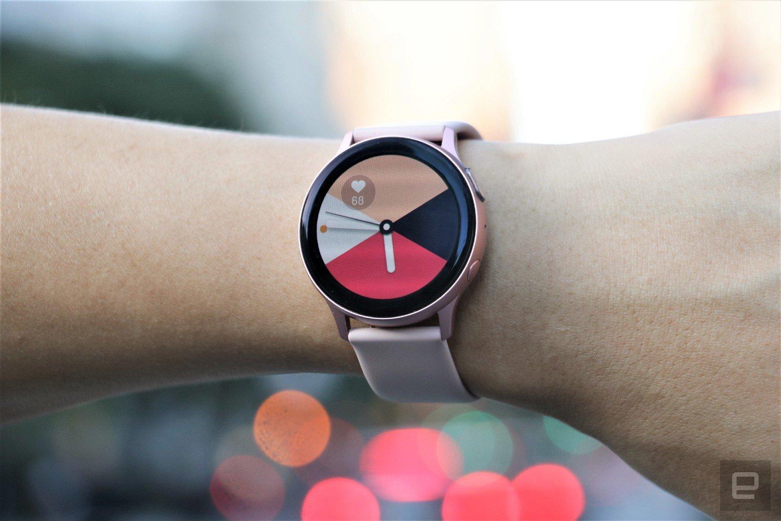 Đánh giá Samsung Galaxy Watch Active 2: Smartwatch tầm trung đầy mạnh mẽ -  VnReview - Đánh giá