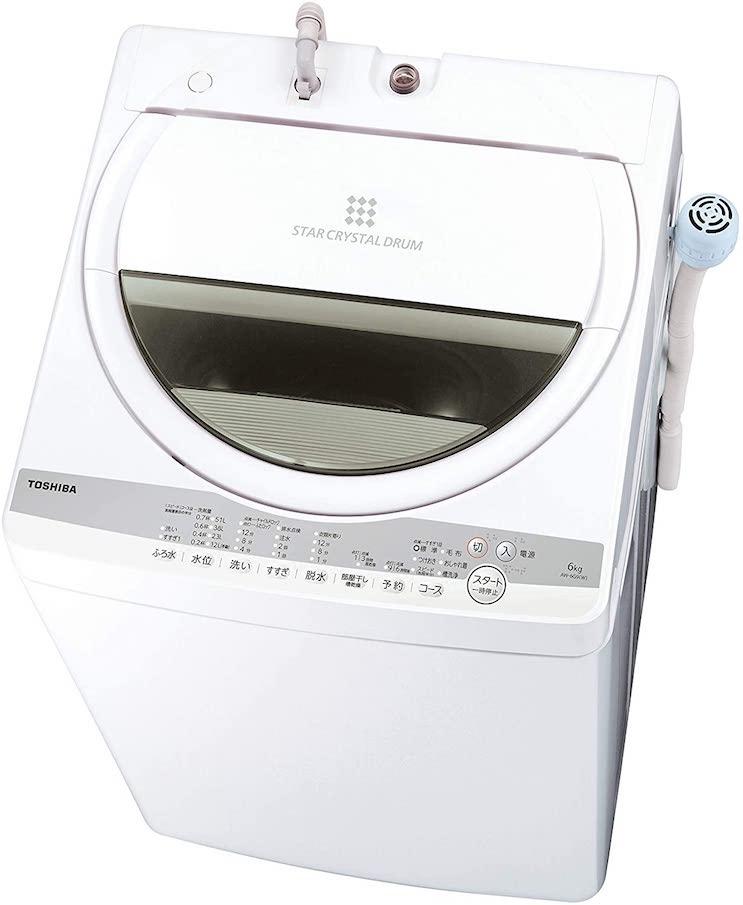 浸透パワフル洗浄 AW-6G9-W
