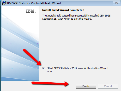 SPSS InstallShield Wizard Windows 1