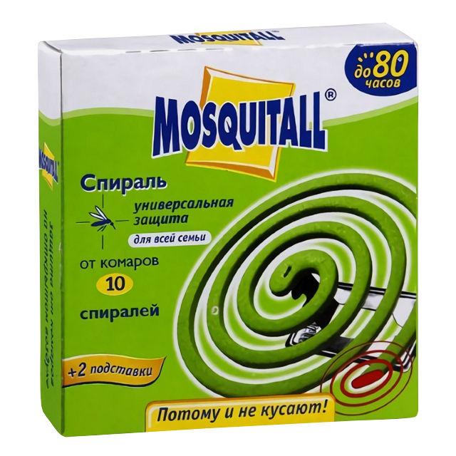 Спираль от комаров для всей семьи