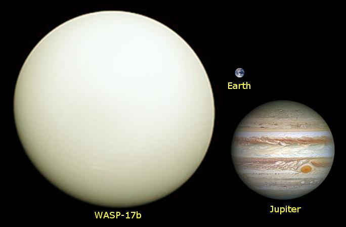Conozca al sistema Estrella y Exoplaneta WASP-17 | Fundación CIENTEC