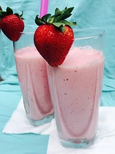 Vanilla-Berry Blast
